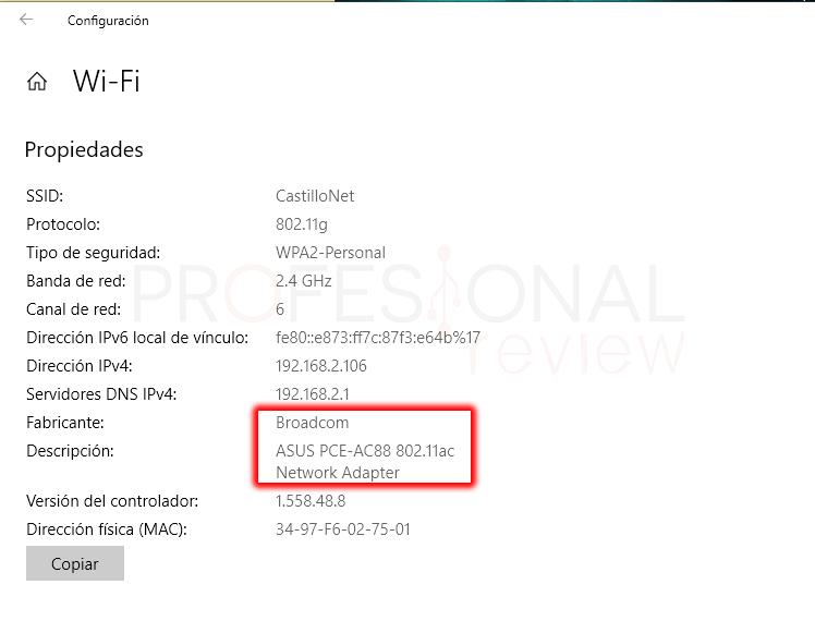 Wi-Fi en Kali Linux VirtualBox paso 13
