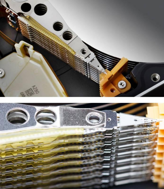 Todo sobre los discos duros fabricado en helio