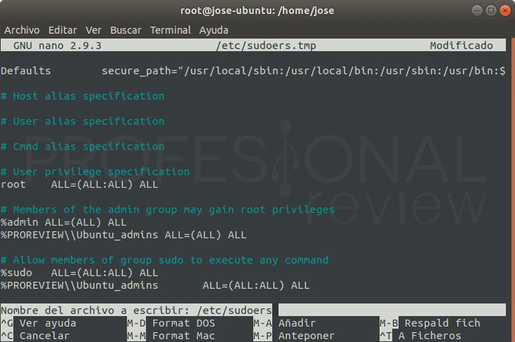 Unir Ubuntu 18.04 a Active Directory paso 27