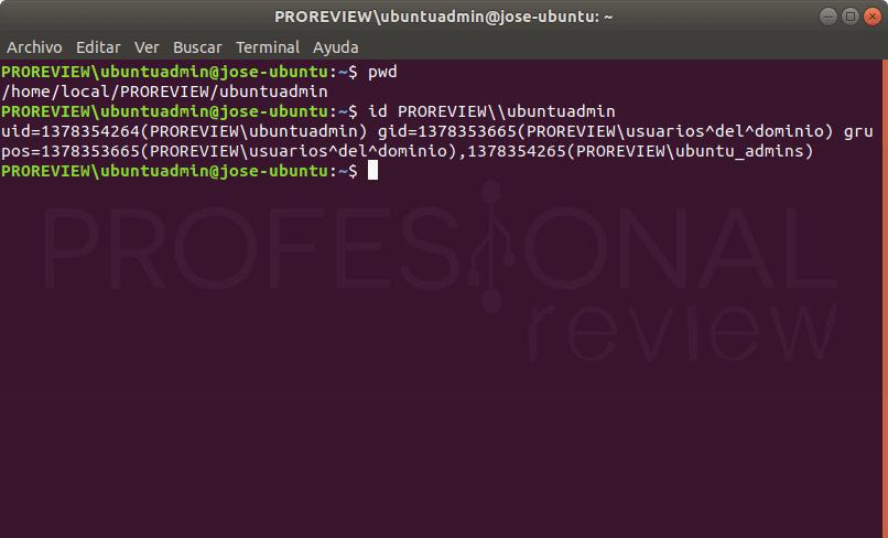 Unir Ubuntu 18.04 a Active Directory paso 28