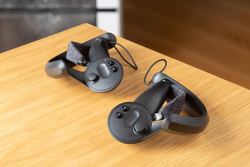 Valve ya ofrece el nuevo prototipo de controladores Knuckles EV3