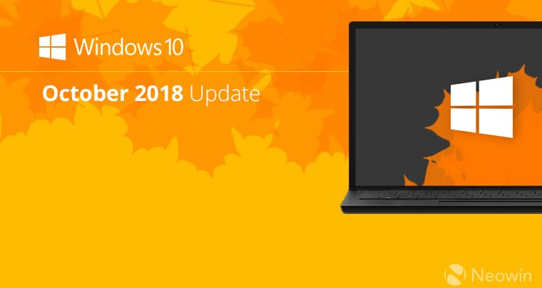 Photo of Windows 10 October 2018 Update ya está llegando de forma masiva