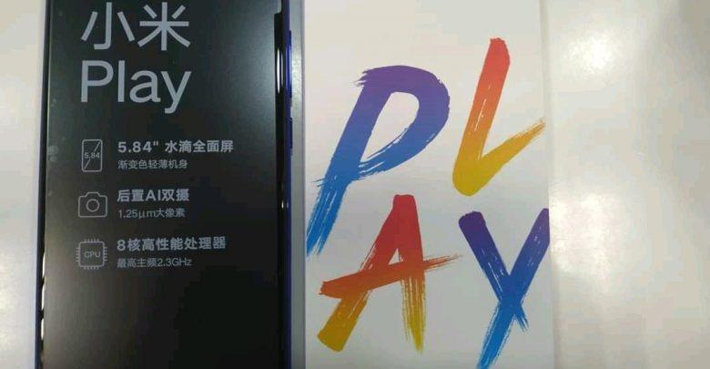 Photo of Nuevos datos del Xiaomi Mi Play, no es el Pocophone