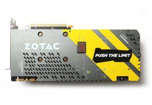Zotac GTX 1070 AMP Extreme Core GDDR5X