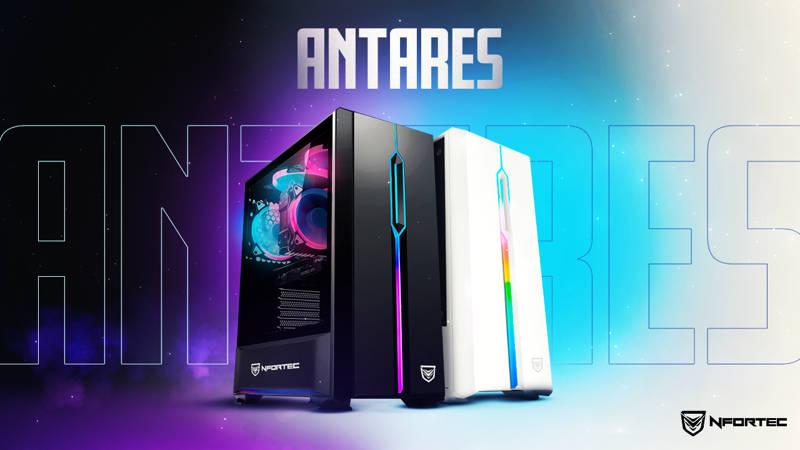 Nuevo chasis gaming Nfortec Antares