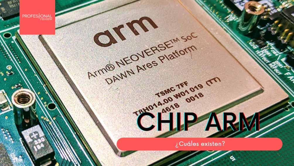 procesadores arm