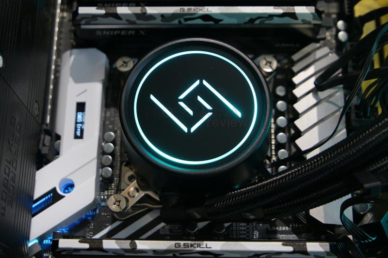Deepcool Gammaxx L240 review