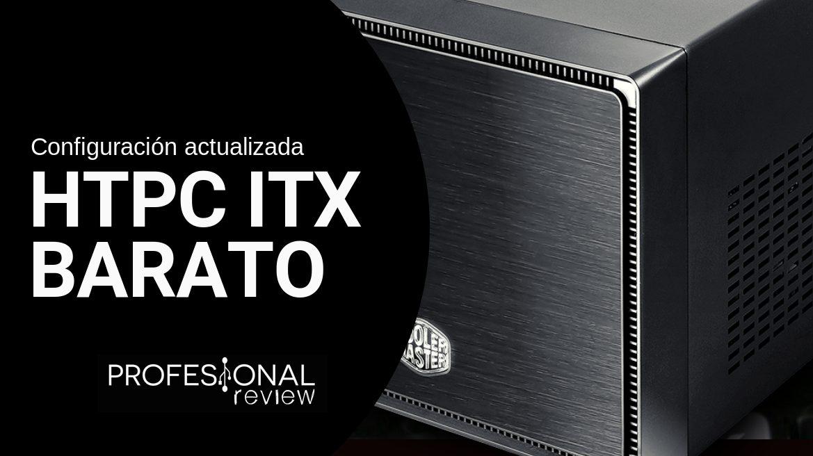 Configuración HTPC ITX