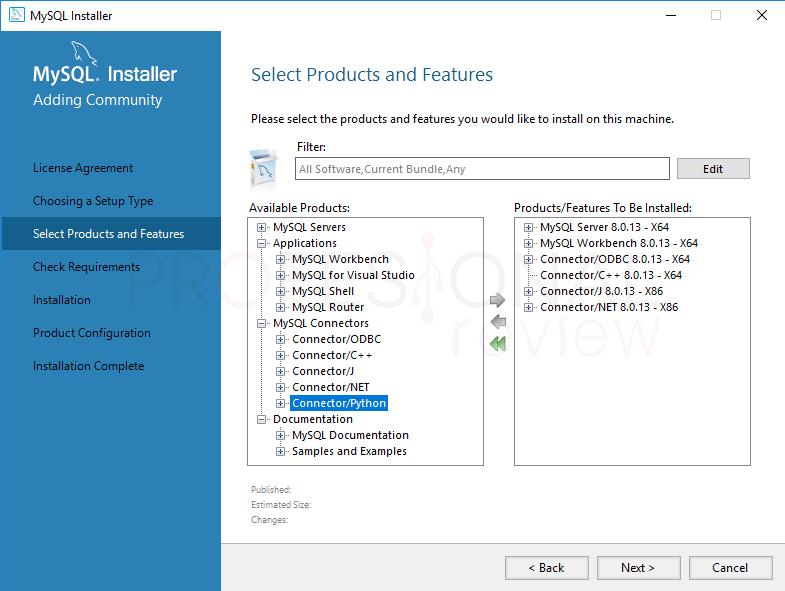 Instalar MySQL en Windows 10 paso 06