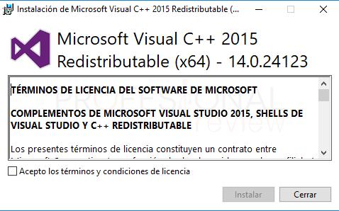 Instalar MySQL en Windows 10 paso 07