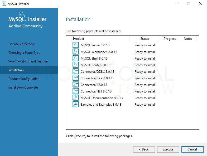 Instalar MySQL en Windows 10 paso 09