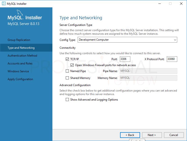 Instalar MySQL en Windows 10 paso 11