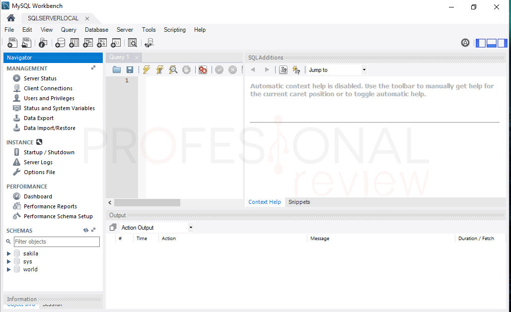 Instalar MySQL en Windows 10 paso 19