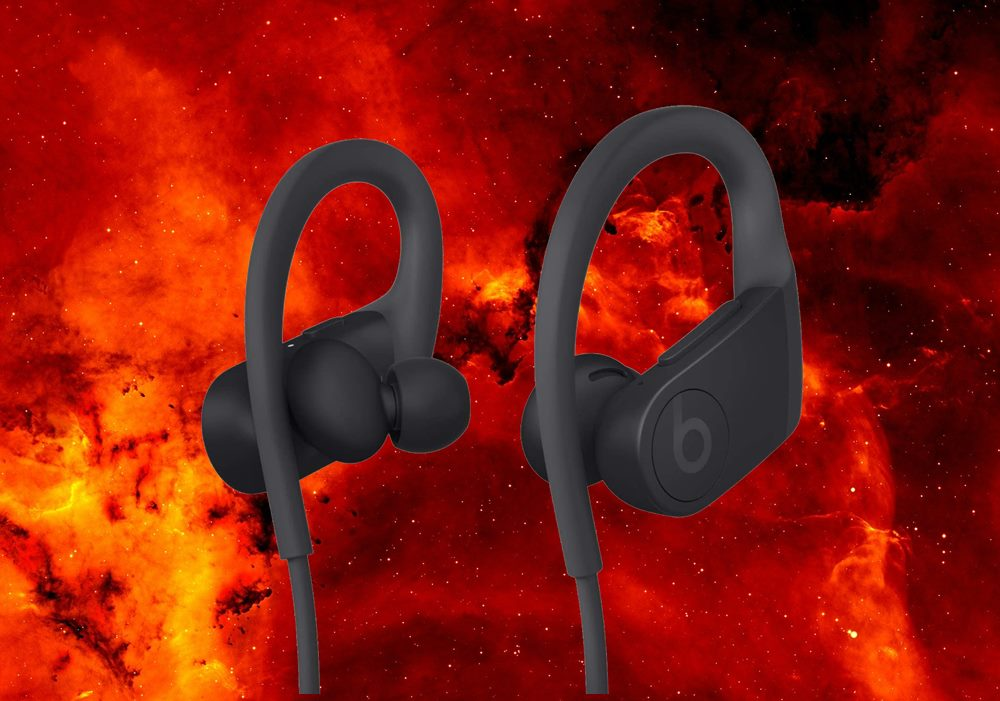 mejores auriculares inalámbricos deporte Powerbeats Beats