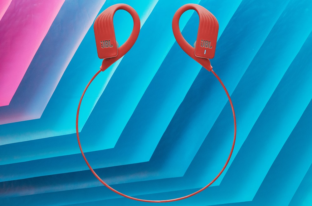 JBL Endurance Sprint auriculares inalámbricos deporte