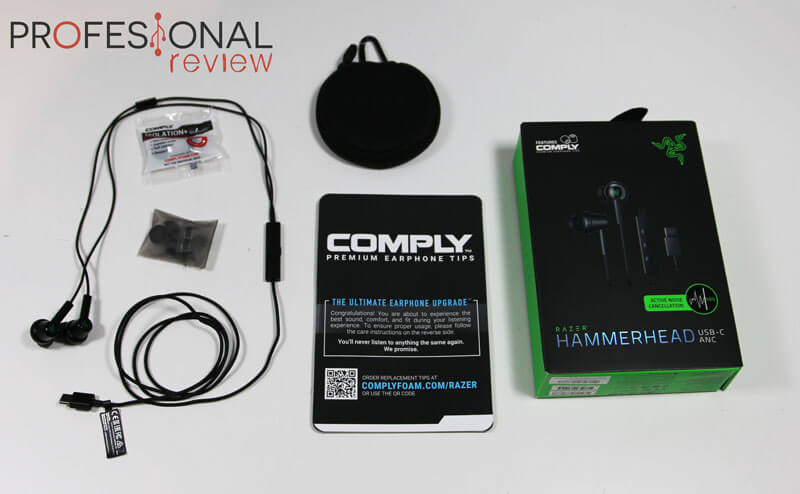 Razer Hammerhead USB-C ANC review