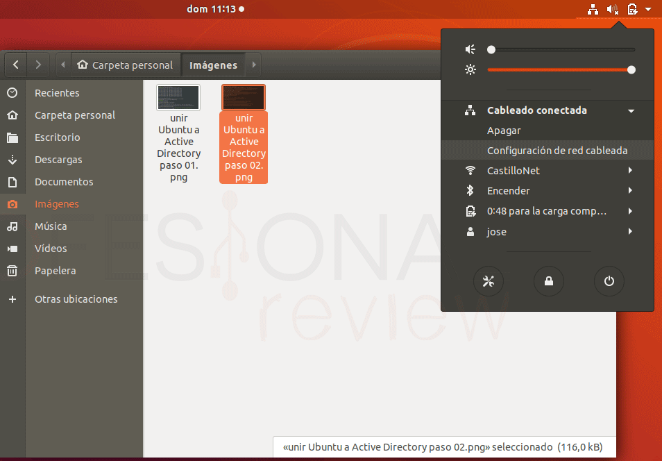 Unir Ubuntu 18.04 a Active Directory paso 04