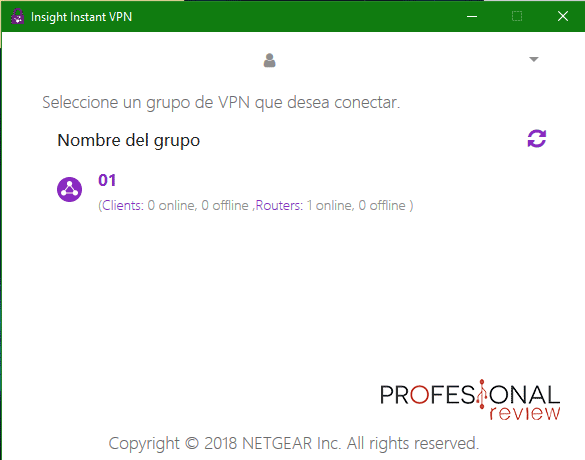Red VPN NETGEAR BR500 paso 15