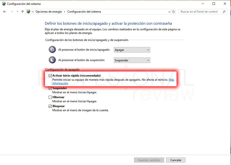 Windows 10 se reinicia solo paso 03