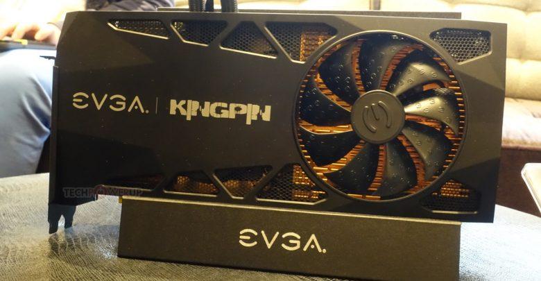 EVGA RTX 2080 Ti Kingpin