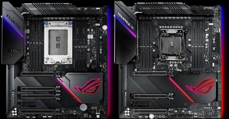 Photo of ASUS ROG presenta las placas base Zenith Extreme Alpha y Rampage VI Extreme Omega