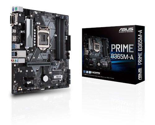 Photo of Asus ha lanzado dos nuevas placas con chipset Intel B365