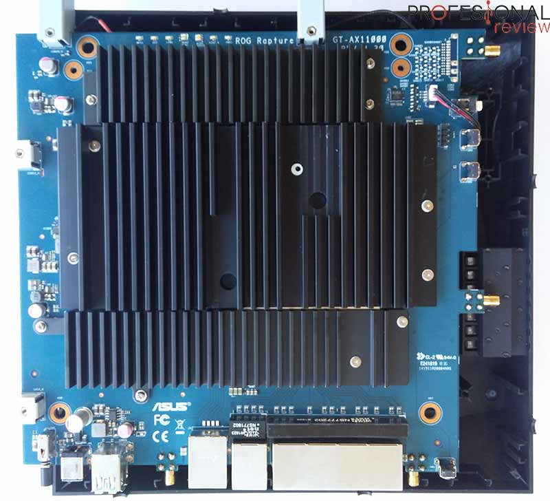 Asus ROG Rapture GT-AX11000 Hardware