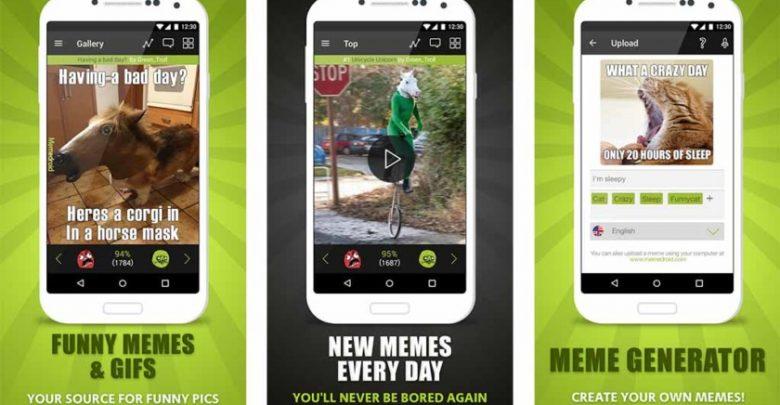 Photo of 3 aplicaciones para crear memes en Android