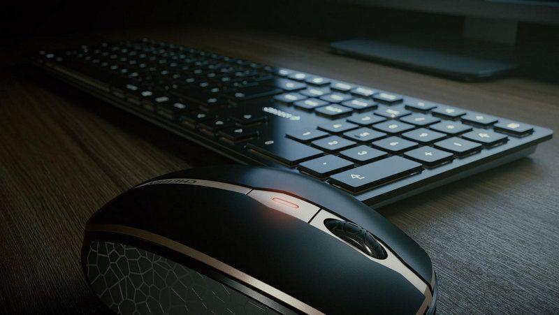 ratón de escritorio