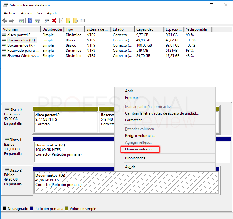 Convertir disco duro en GPT paso 05