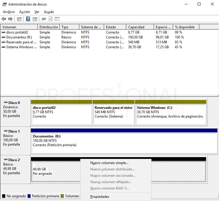 Convertir disco duro en GPT paso 08
