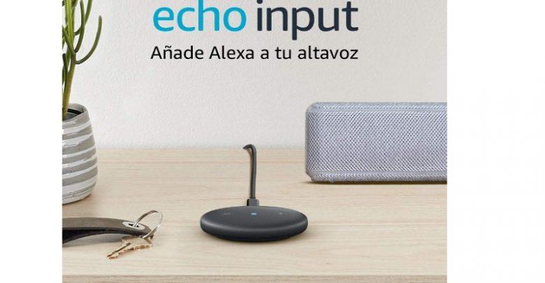 Photo of Echo Input: Añade Alexa a tu altavoz con este producto ya disponible en España