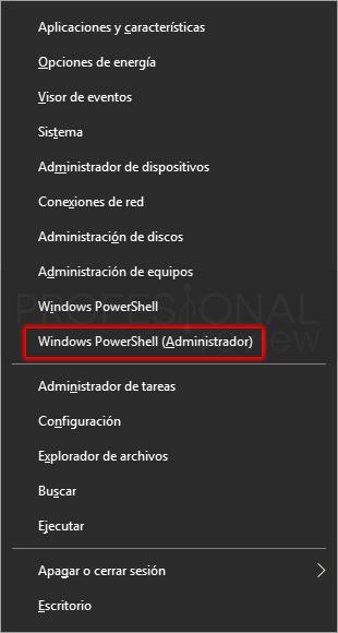 Eliminar particiones en Windows 10 paso 11