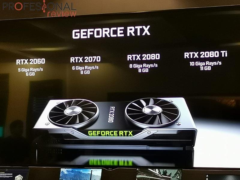 Portátiles con GPU GeForce RTX