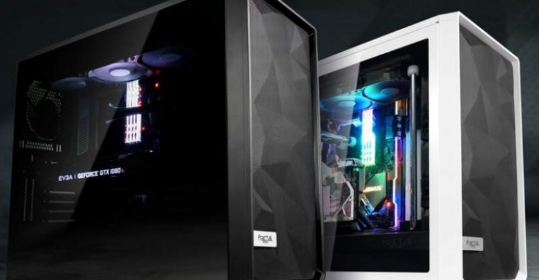 Photo of Fractal Design presenta el chasis Meshify S2 EATX
