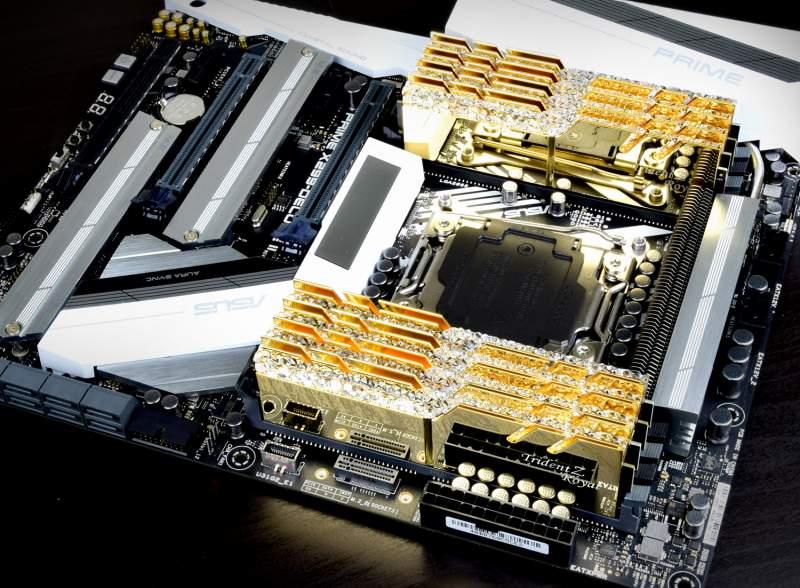 Memoria RAM 8 GB vs 16 GB Quad Channel