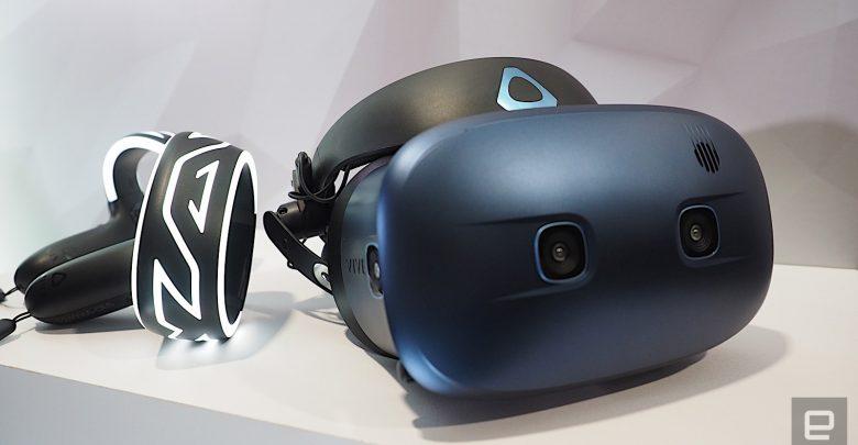 Photo of Vive Cosmos: Las nuevas gafas VR de HTC