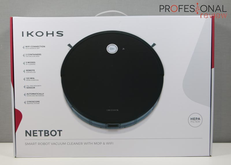 Netbot s15 review