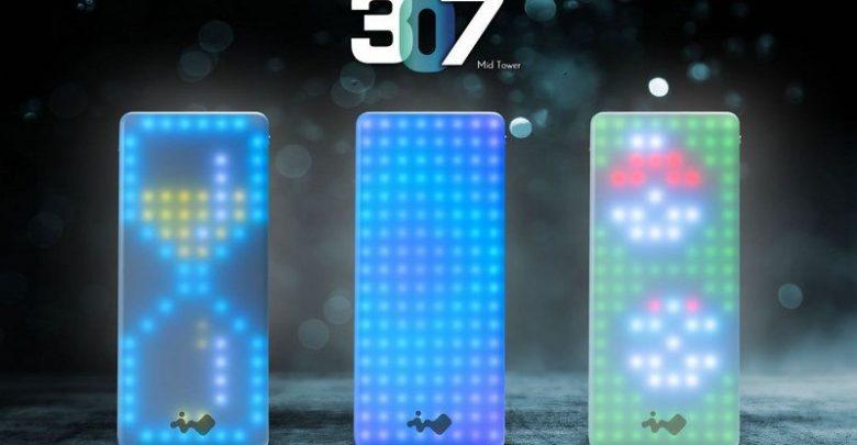 Photo of La torre InWin 307 con panel frontal RGB ya esta disponible en Europa
