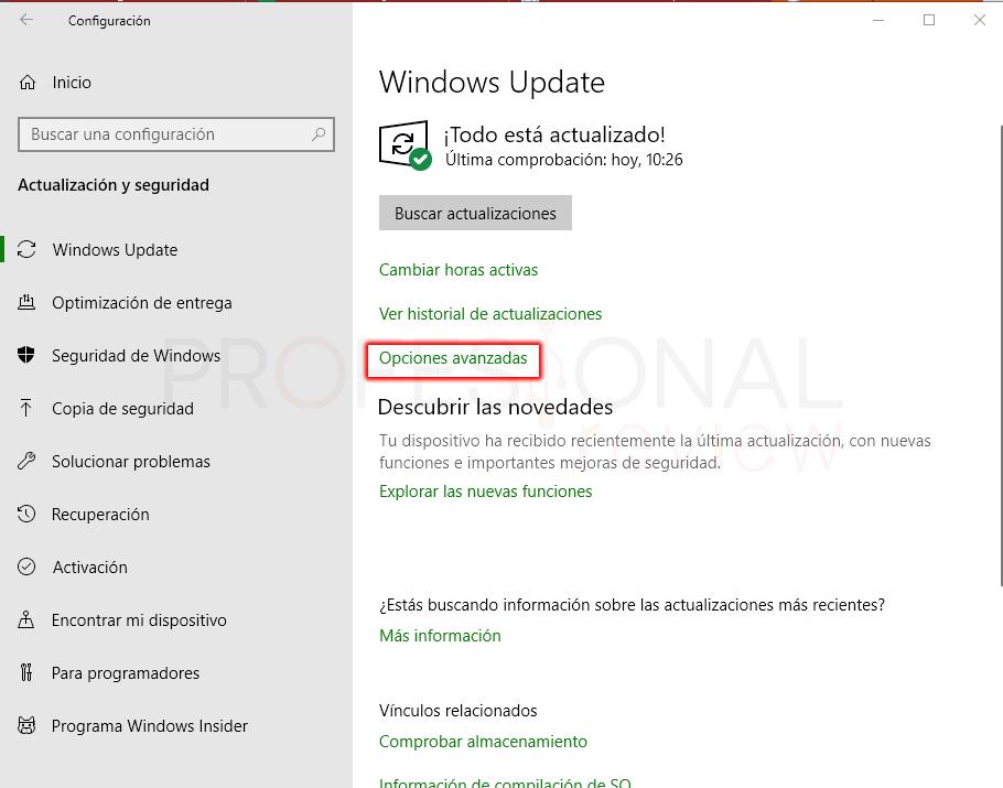 Limitar ancho de banda en Windows 10 paso 02