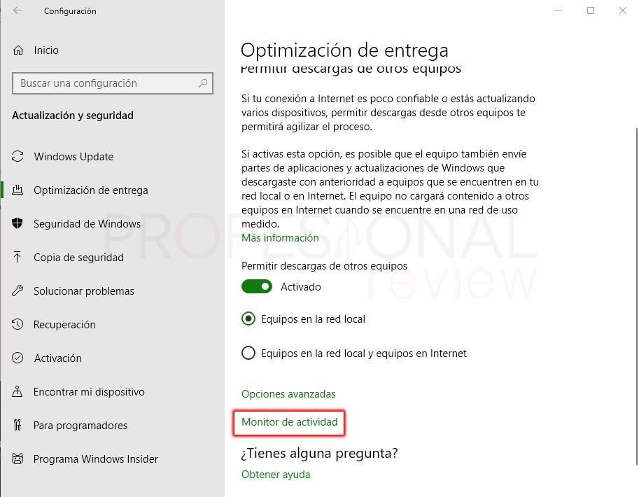 Limitar ancho de banda en Windows 10 paso 04