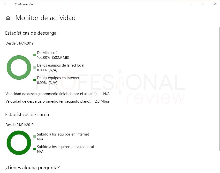 Limitar ancho de banda en Windows 10 paso 05