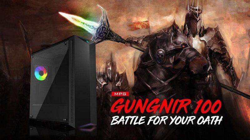 Gungnir 100