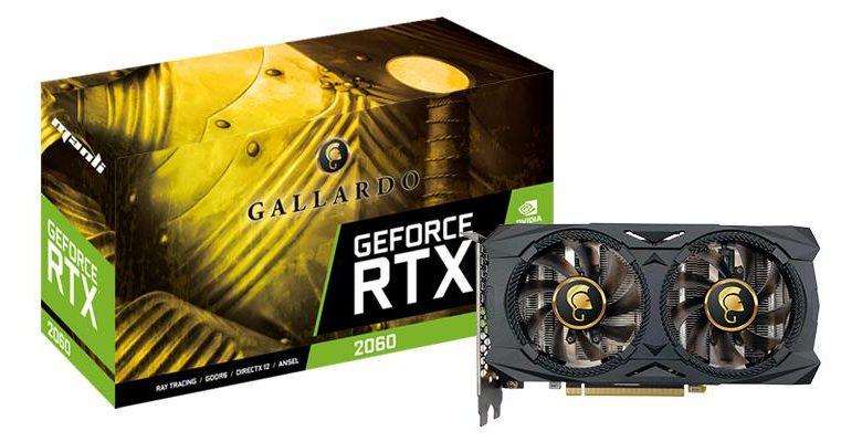 Photo of Manli ha presentado hoy su nueva familia GeForce RTX 2060