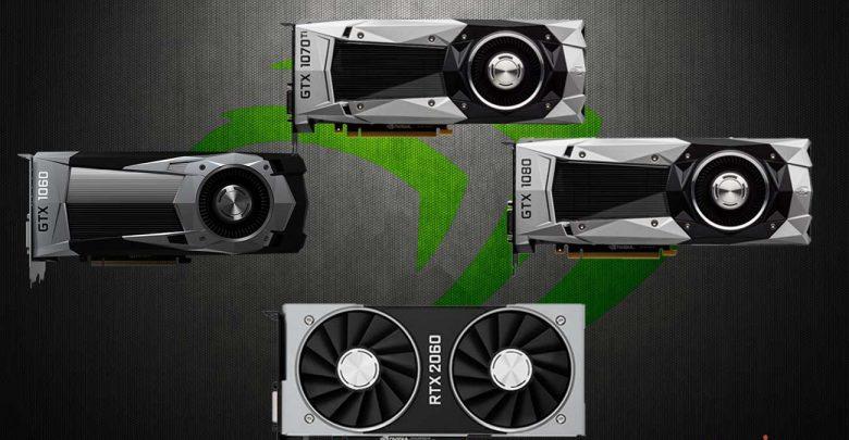 Photo of Nvidia RTX 2060 vs Nvidia GTX 1060 vs Nvidia GTX 1070 vs GTX 1080