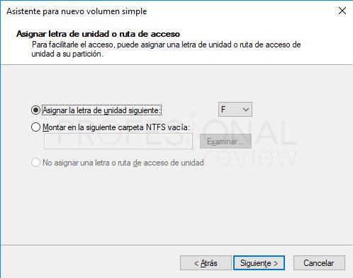 Particionar USB paso 06
