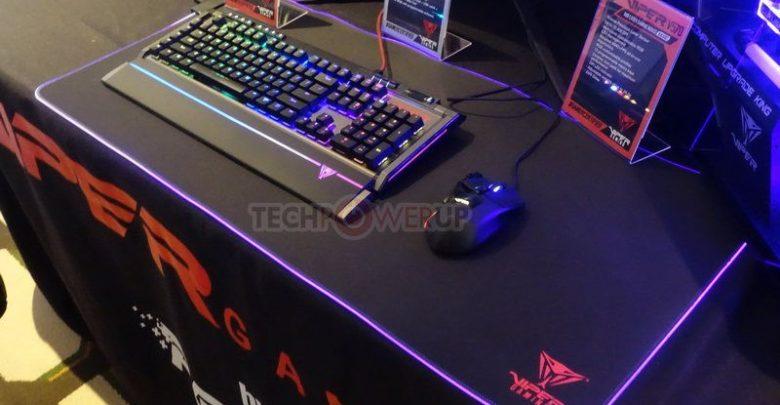 Photo of Patriot anuncia su combo de Alfombrilla RGB, Mouse y Teclado 'gaming'