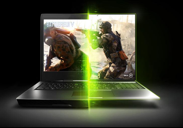 Nvidia GeForce RTX portatiles