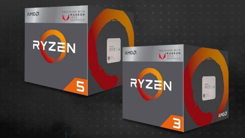 APU Ryzen + Vega