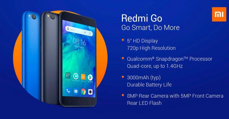 Photo of El nuevo Redmi Go se presenta de forma oficial
